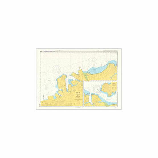 JP1120 Niihama Ko Admiralty Chart