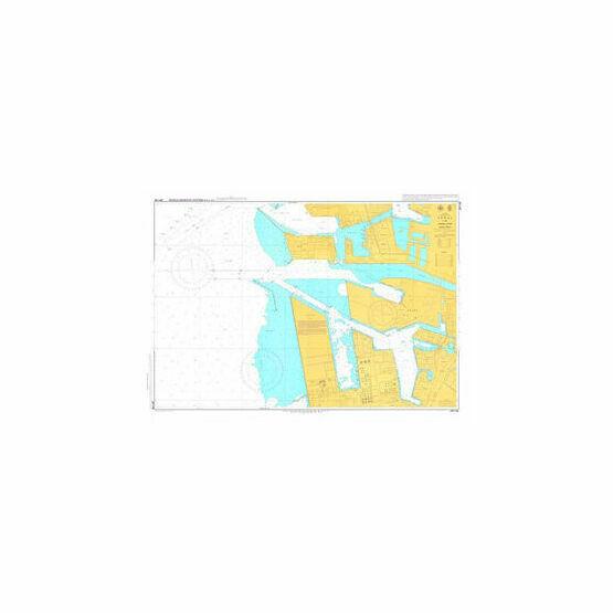 JP1146 Sakai Admiralty Chart