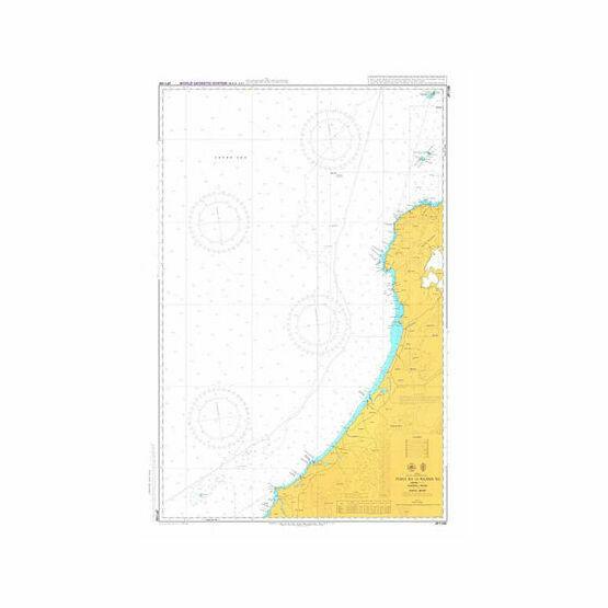 JP1169 Fukui Ko to Wajima Ko Admiralty Chart
