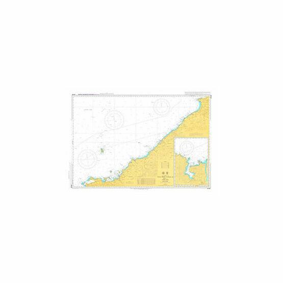 JP149 Tsuno Shima to Taisha Ko Admiralty Chart
