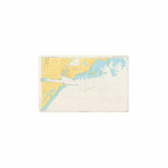 JP64B Sendai Admiralty Chart