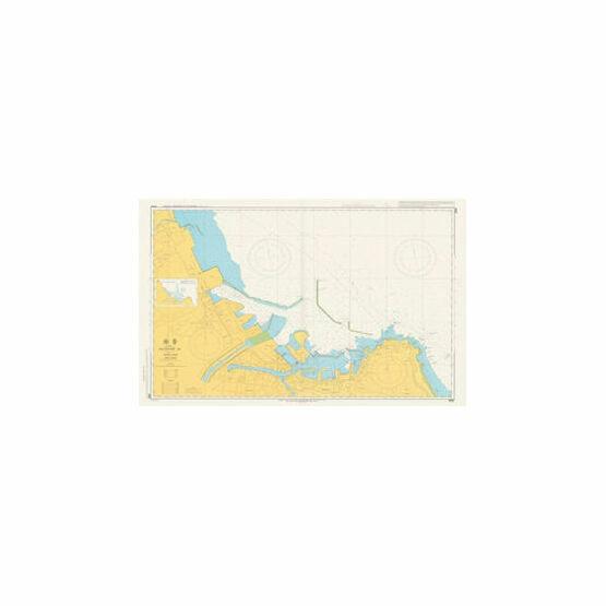 JP65 Hachinohe Ko Admiralty Chart