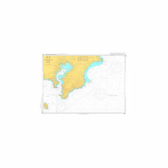 JP87 Tokyo Wan to Inubo Saki Admiralty Chart