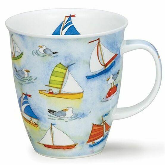 Nevis Mug - on the water - Sailing Boats