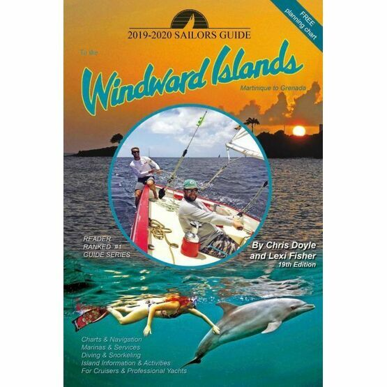Windward Islands Sailors Guide