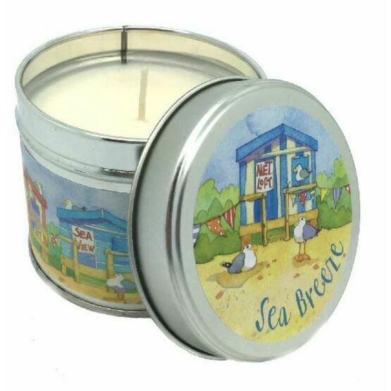 Emma Ball Candle - Sea Breeze