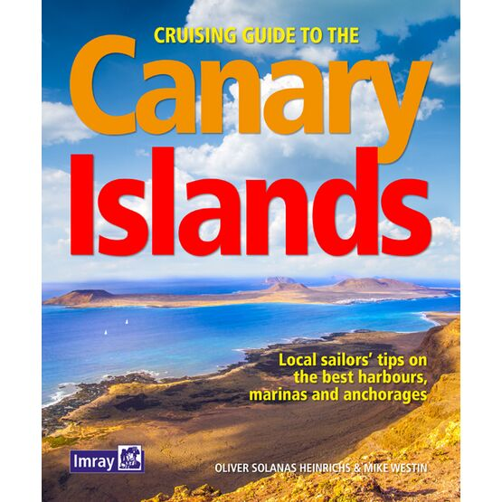 Imray Cruising Guide to the Canary Islands