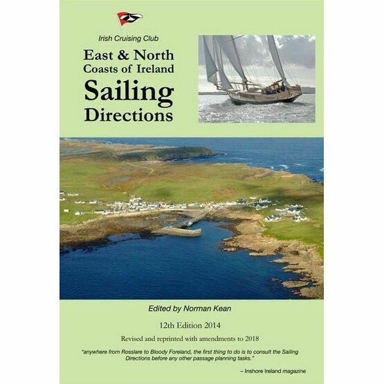 East & North Coasts of Ireland Sailing Directions