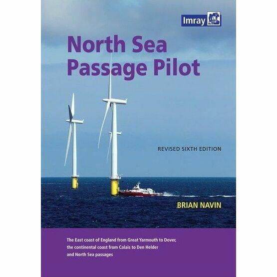 Imray North Sea Passage Pilot (Revised 6th Edition)