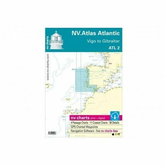 NV Atlas Atlantic ATL2: Vigo to Gibraltar