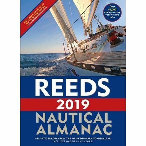 Reeds Nautical Almanac 2019