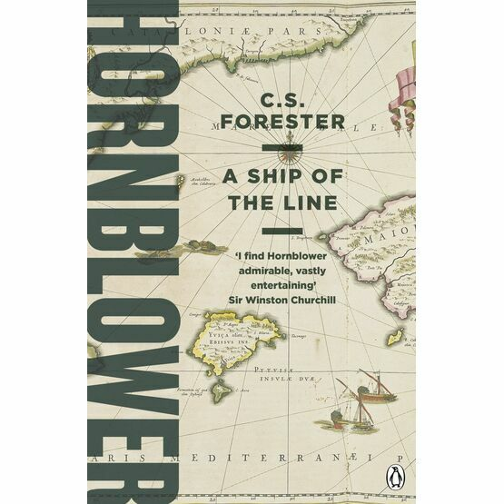 A Ship of the Line (A Horatio Hornblower Tale of the Sea #6)