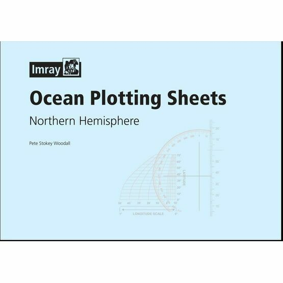 Imray Ocean Plotting Sheets - Northern Hemisphere