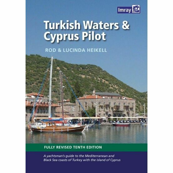 Imray Turkish Waters & Cyprus Pilot (10th Edition)