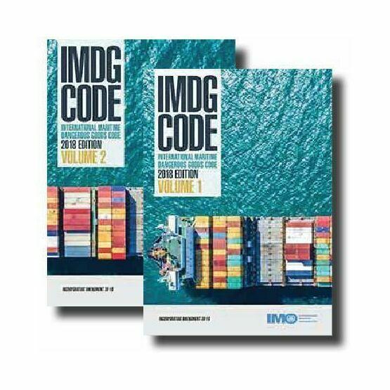 IMDG Code (Volumes 1 & 2)
