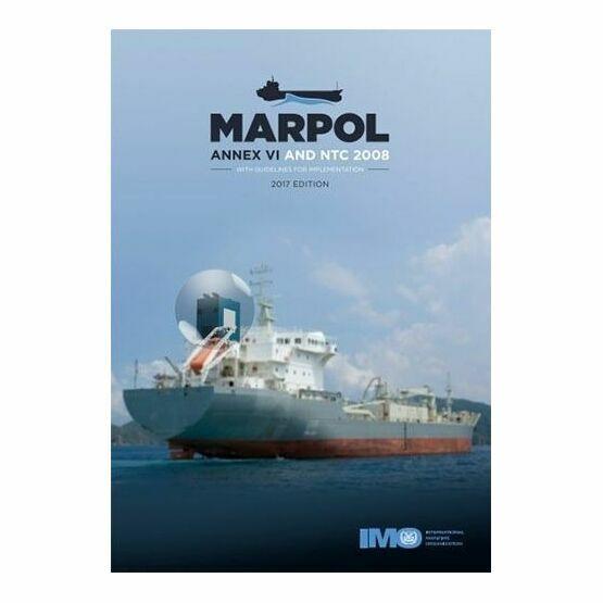 MARPOL Annex VI & NTC 2008 (2017 Edition)