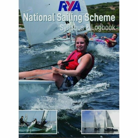RYA G4 National Sailing Scheme Syllabus & Logbook