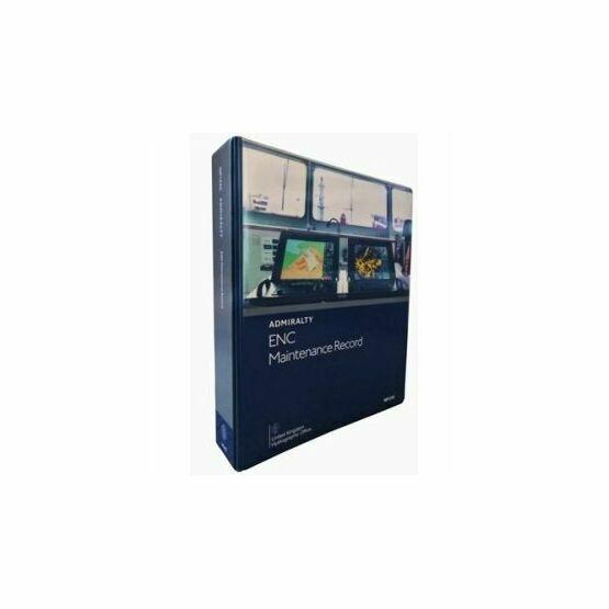 NP133C Admiralty ENC Maintenance Record