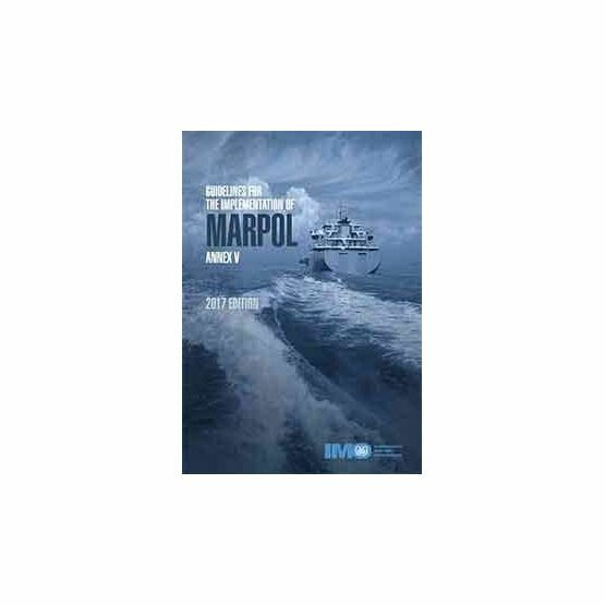Guidelines for the Implementation of MARPOL Annex V