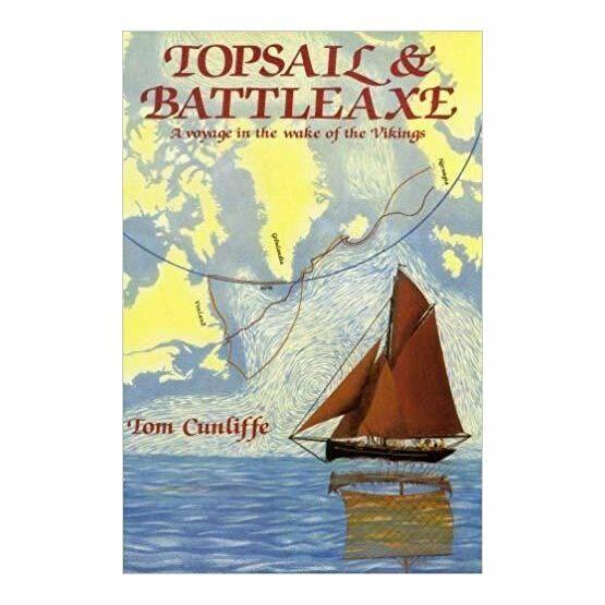 Topsail & Battleaxe (slight fading on cover)