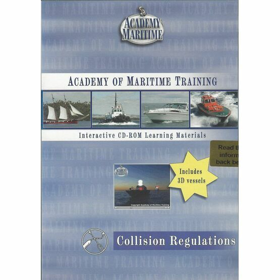 Academy of Maritime Training - Collision Regulations DVD