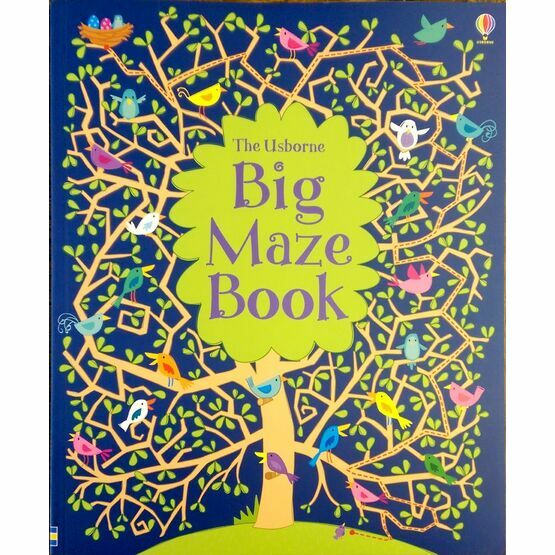 The Big Maze Book