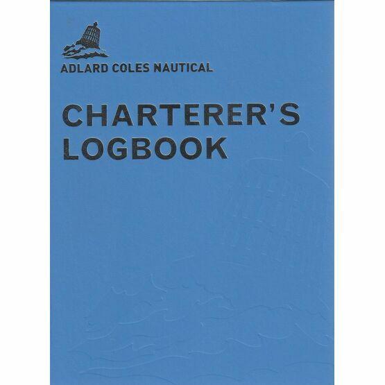 Adlard Coles Nautical Charterer's Logbook