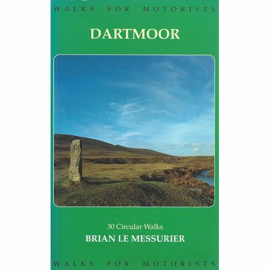 Walks for Motorists - Dartmoor