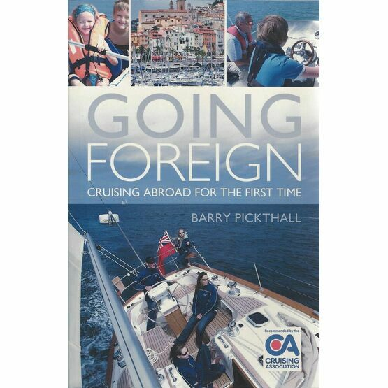 Adlard Coles Nautical Going Foreign