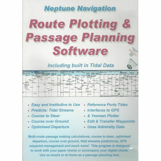 Route Plotting & Passage Planning Software