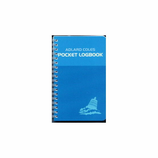 Adlard Coles Pocket Logbook - Paperback