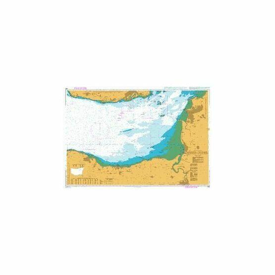 1152 Bristol Channel - Nash Point to Sand Point Admiralty Chart