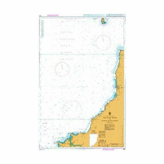 1156 Trevose Head to Hartland Point Admiralty Chart