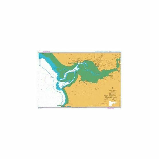 1167 Burry Inlet Admiralty Chart
