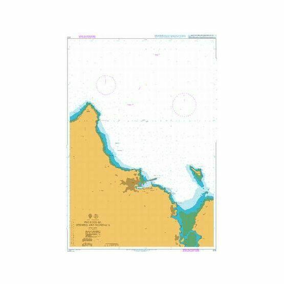1172 Puertos de Bermeo and Mundaca Admiralty Chart