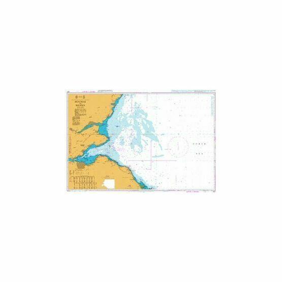 1407 Montrose to Berwick Admiralty Chart