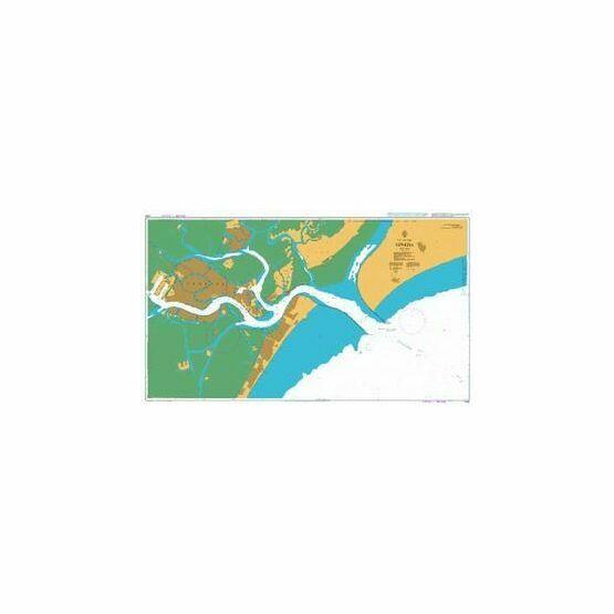1442 Venezia Admiralty Chart