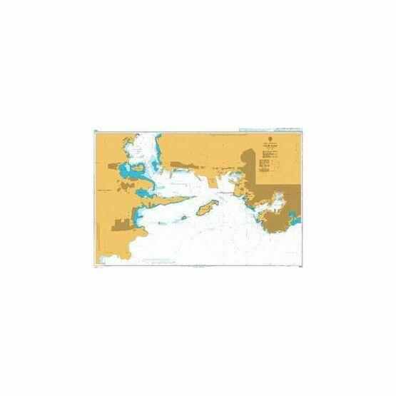 1596 Piraievs Admiralty Chart
