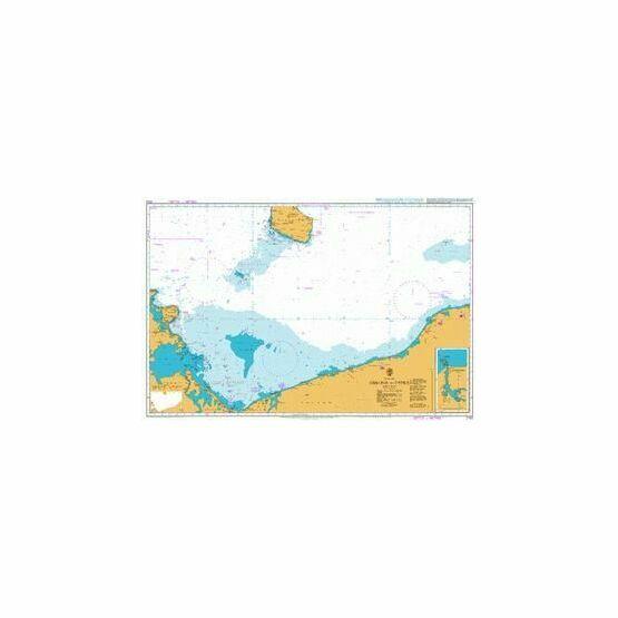 2150 Arkona to Ustka Admiralty Chart