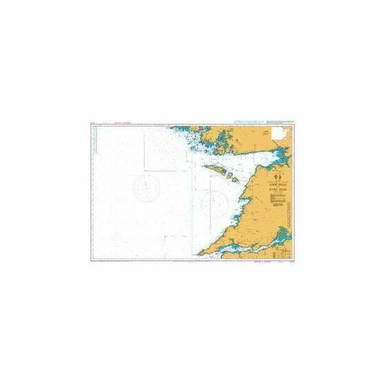 2173 Loop Head to Slyne Head Admiralty Chart
