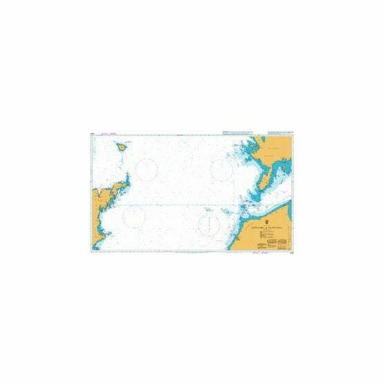2223 Gotland to Saaremaa Admiralty Chart