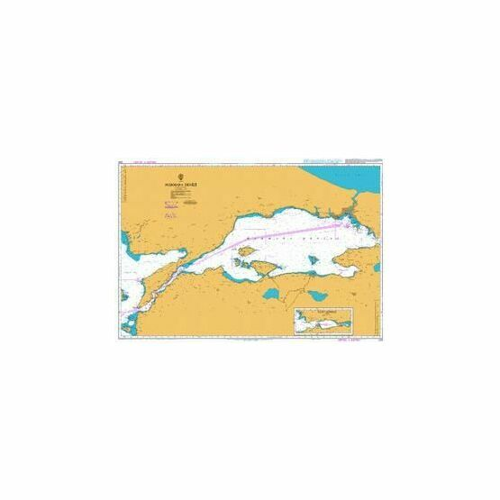 224 Marmara Denizi Admiralty Chart