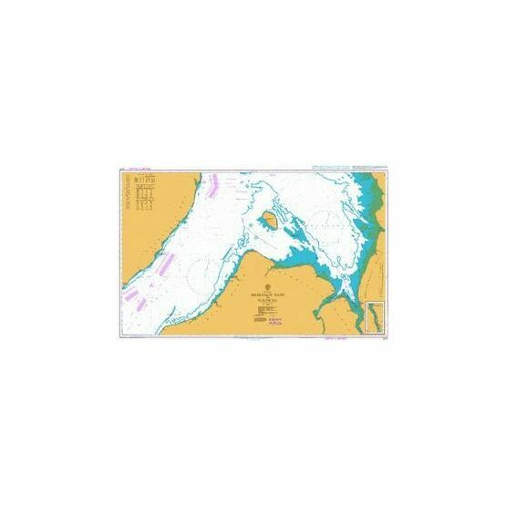 2271 Mezenskiy Zaliv to Pulon`ga Admiralty Chart