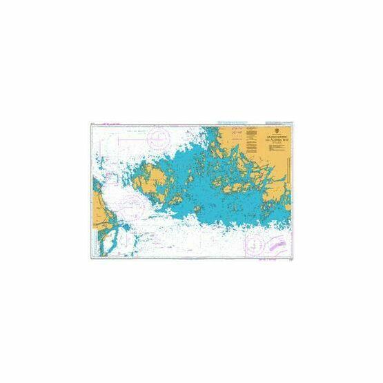 2297 Saaristomeri and Alands Hav Admiralty Chart
