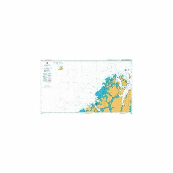 2367 Hekkingen To Fugloykalven Admiralty Chart