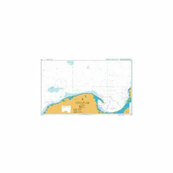 2369 Darlowo to Mys Taran including Gulf of Gdansk Admiralty Chart