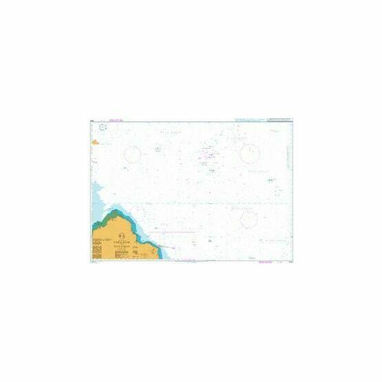 2523 Cable Bank to Ra's Rakan Admiralty Chart