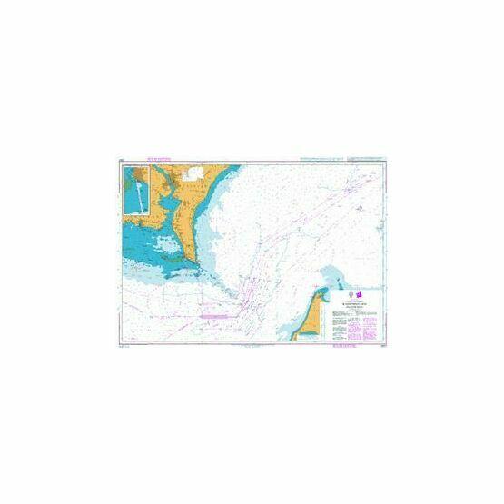 2601 Kadetrenden (Kadetrinne) Admiralty Chart