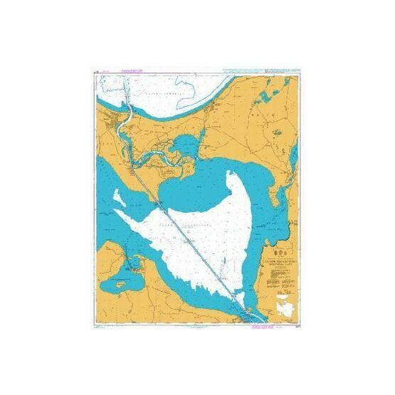 2677 Zalew Szczecinski - Northern Part Admiralty Chart