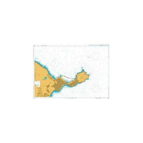 2742 Ceuta Admiralty Chart